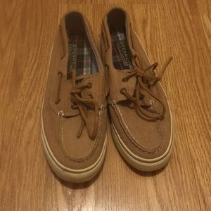 Top Sidder Sperry Shoes